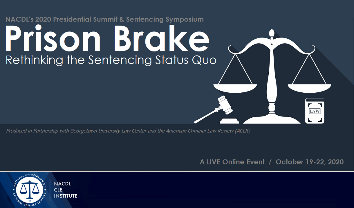 Article 2020 Presidential Summit & Symposium on Sentencing