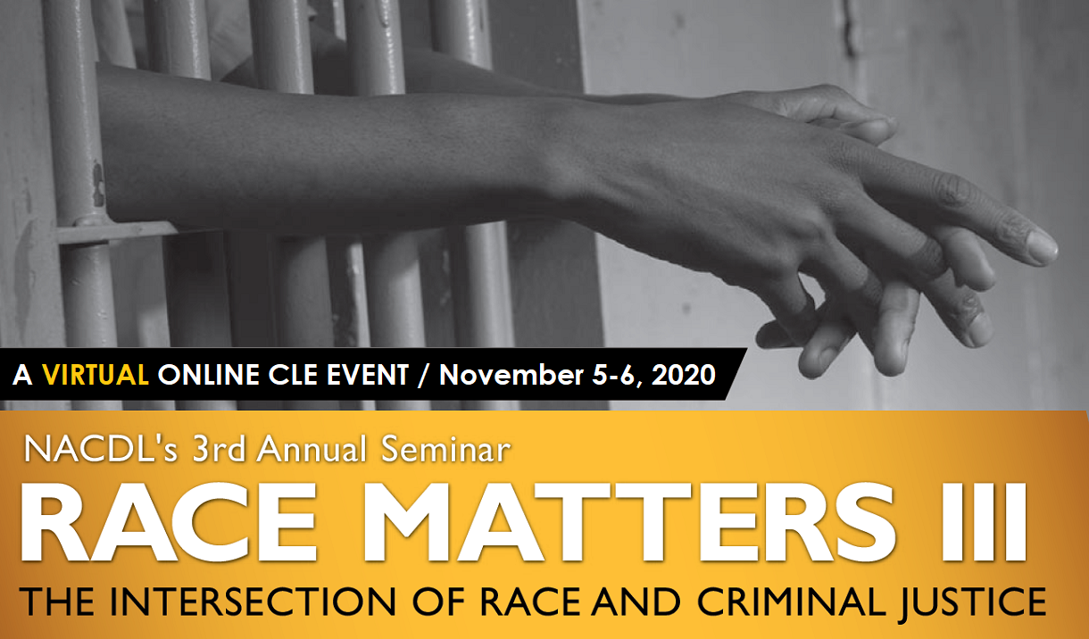 Article 2020 Race Matters III - Virtual Event
