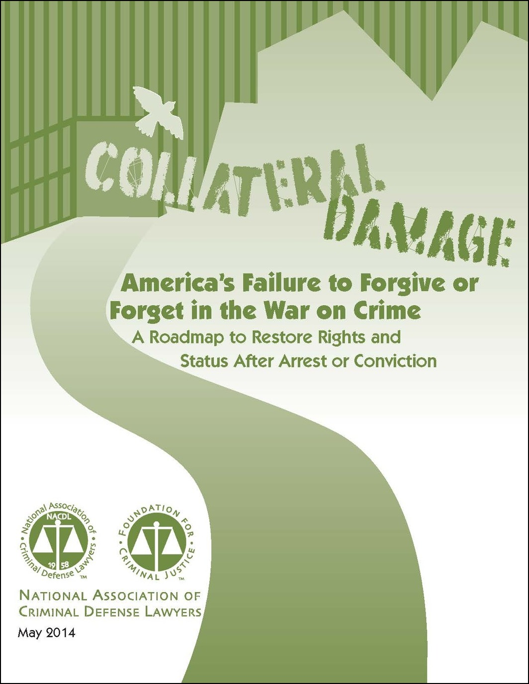 Collateral Damage: America's Failure to Forgive or Forget in the War on Crime Cover
